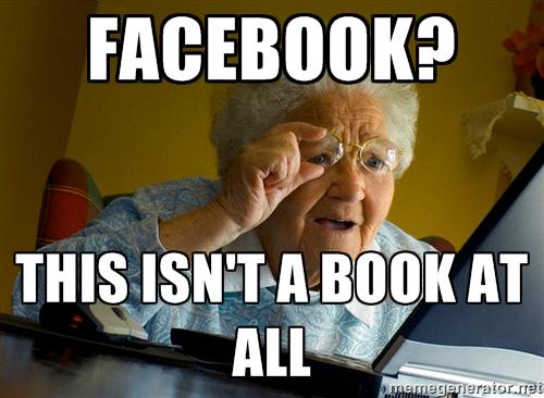 Grandma_Meme_FB internet old lady meme images